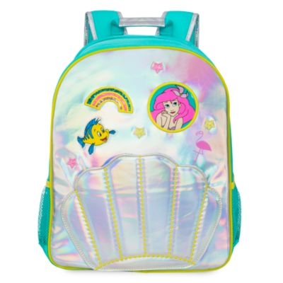 The Disney Store The Little Mermaid Backpack travel product recommended by Janine Pipe on Lifney.