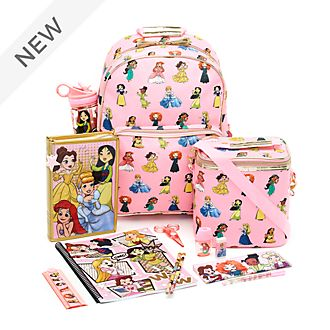 Disney Store Disney Princess Back to School Collection