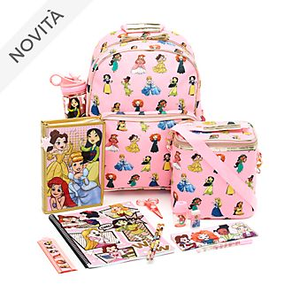 Collezione Back to School Principesse Disney, Disney Store