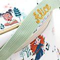 Disney Store - Disney Animators' Collection - Frühstückstasche