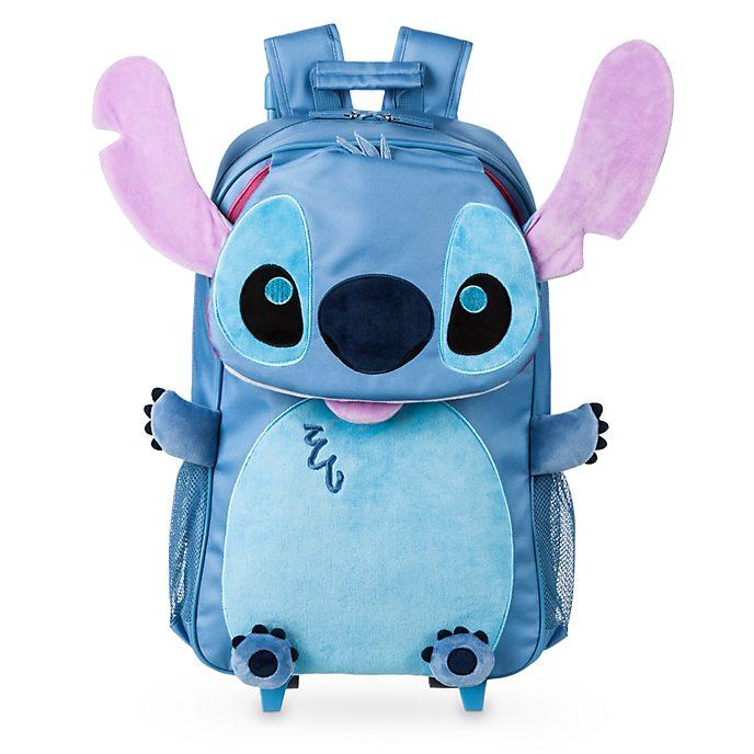 Disney Store Stitch Rolling Luggage