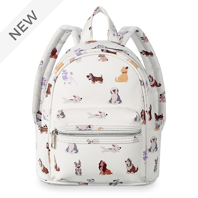 Disney Store Oh My Disney Dogs Mini Backpack