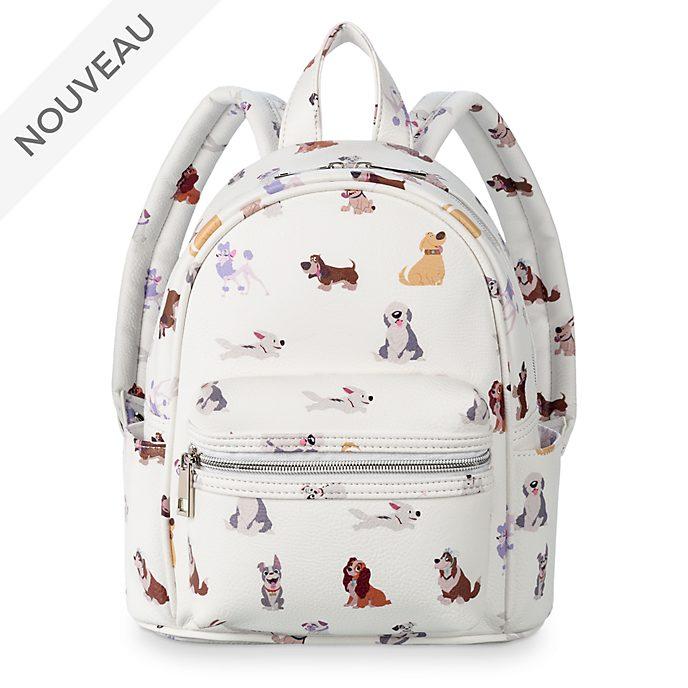 Disney Store Mini sac à dos Chiens Oh My Disney
