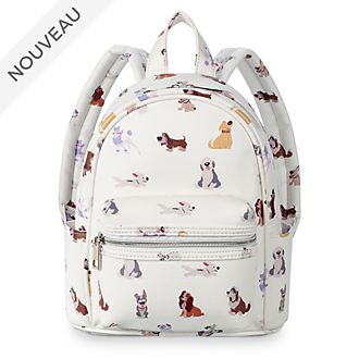 Disney Store Mini sac à dos Chiens Oh My Disney