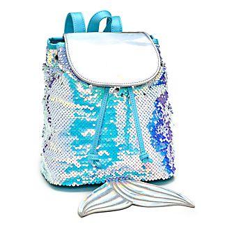 Disney Store - Arielle, die Meerjungfrau - Rucksack mit Wendepailletten