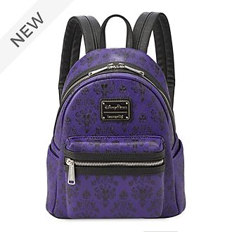 Loungefly The Haunted Mansion Mini Backpack