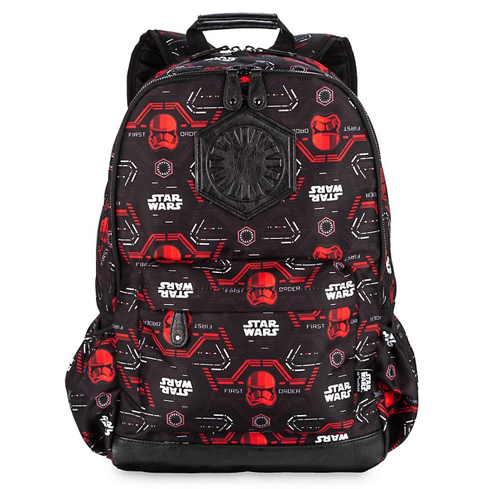 Mochila soldado Sith, Star Wars: El Ascenso de Skywalker, Disney Store