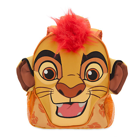 Lille Løvernes garde rygsæk