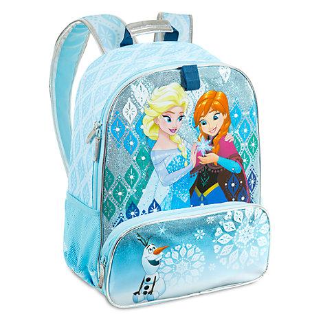 Zaino con luci Frozen - Il Regno di Ghiaccio