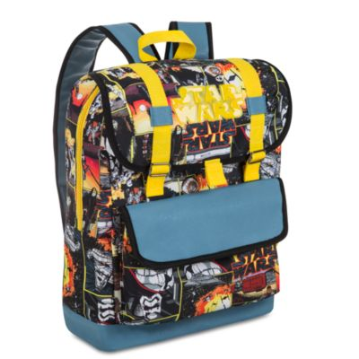 Star Wars: The Force Awakens Rucksack-Style Backpack