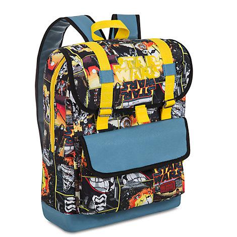Star Wars: The Force Awakens Rucksack-Style Backpack