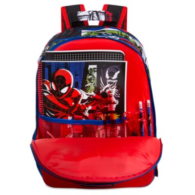 Spider-Man - Rucksack mit Relief-Motiv