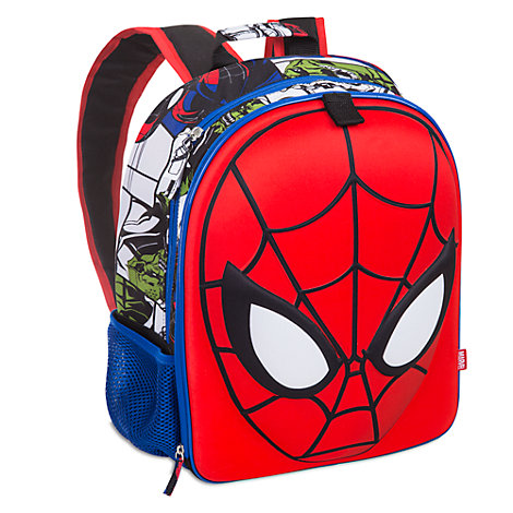 Spider-Man Moulded Backpack