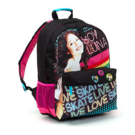 soy luna rucksack. Black Bedroom Furniture Sets. Home Design Ideas