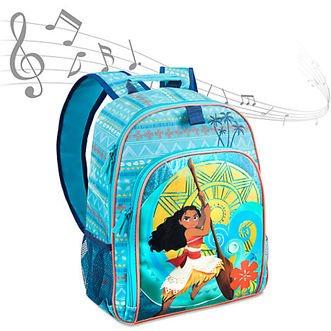 Moana Musical Character Backpack