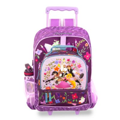 Tangled: The Series Backpack Trolley