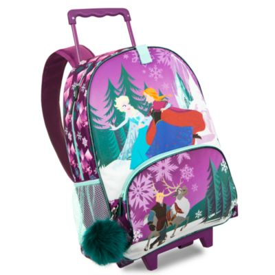 Frozen Backpack Trolley