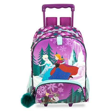 Frozen Backpack Trolley