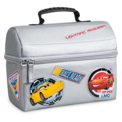 Disney Pixar Cars 3 Lunch Bag