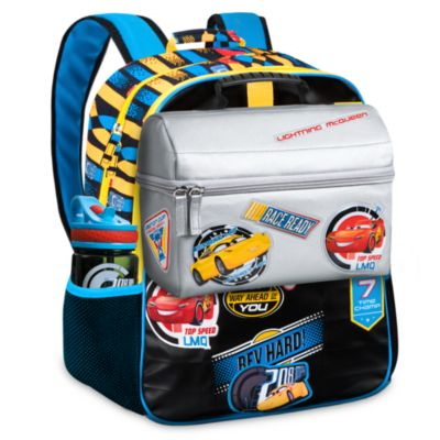 Disney Pixar Cars 3 Backpack