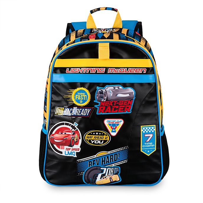 e52f86a8c57 Disney Pixar Cars 3 Backpack