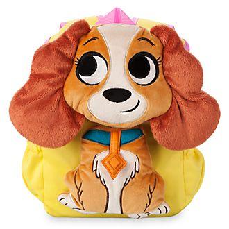 Disney Store Lady Furrytale Friends Backpack
