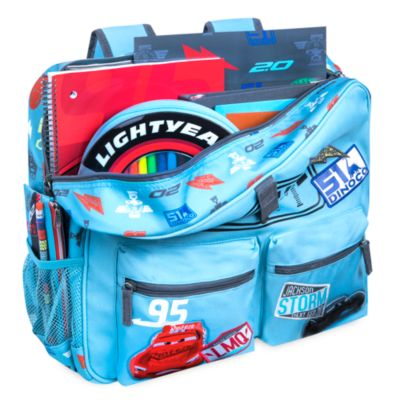 Disney Store Disney Pixar Cars Backpack