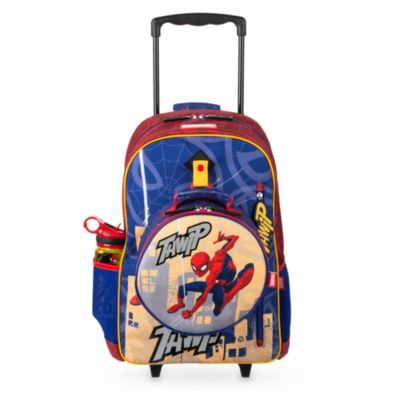 Disney Store Spider-Man Rolling Luggage