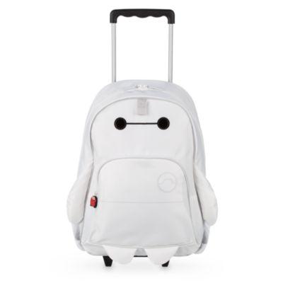 Disney Store Baymax Rolling Luggage, Big Hero 6