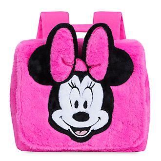Disney Store - Minnie Maus - Flauschiger Rucksack