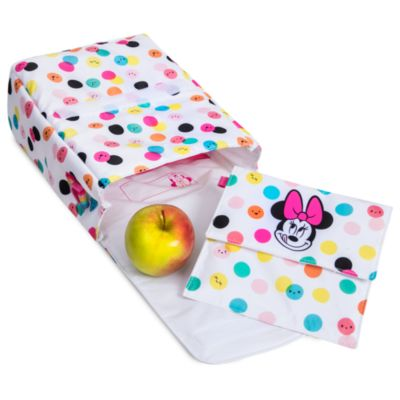 Disney Store Minnie Mouse Lunch Bag