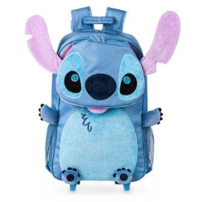 Valise à roulettes Stitch, Disney Store