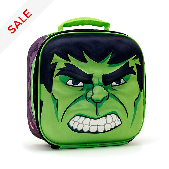 Hulk Lunch Bag