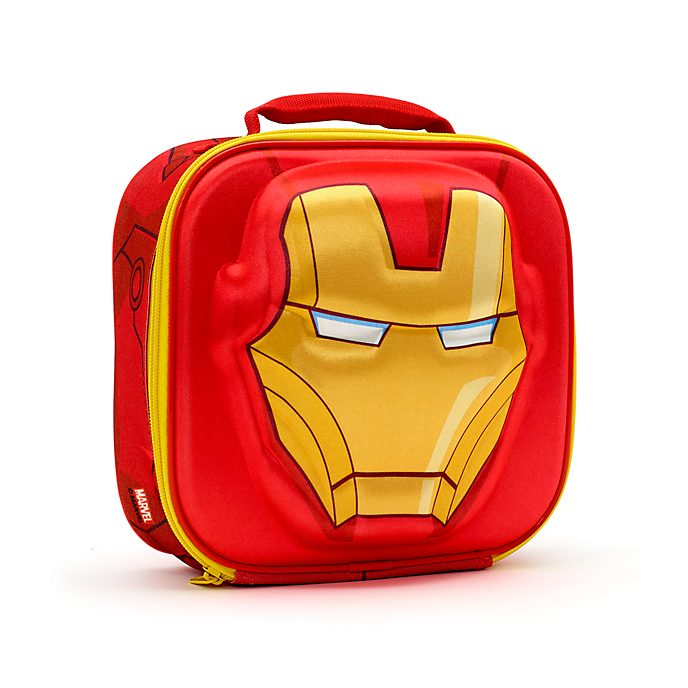 Iron Man Lunch Bag