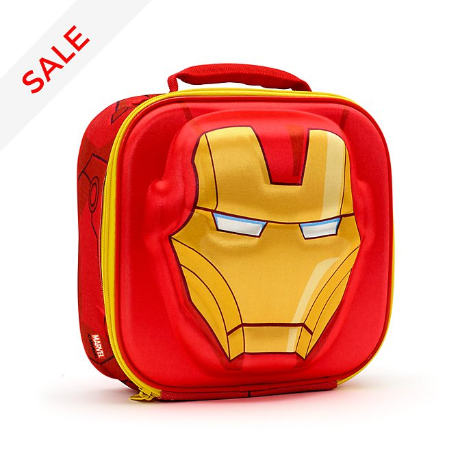 Iron Man Lunch Bag
