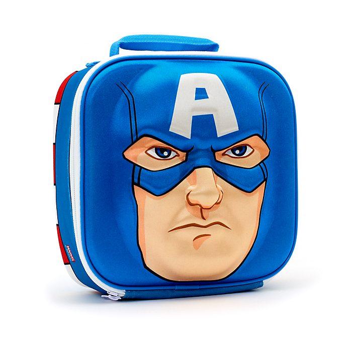 Captain America Lunch Bag