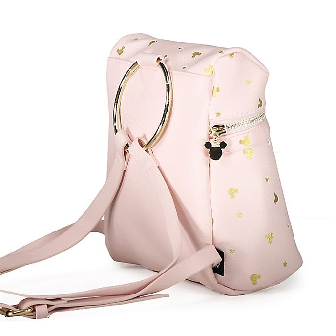 Typo Mickey Mouse Blush Mini Backpack