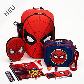 Disney Store - Spider-Man - Back to School Collection