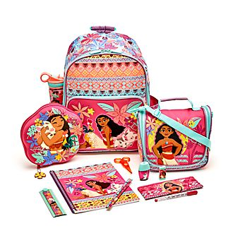Disney Store Moana Back to School Collection