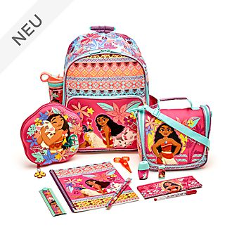 Disney Store - Vaiana - Back to School Collection