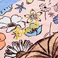 Disney Store Serviette de plage Belle