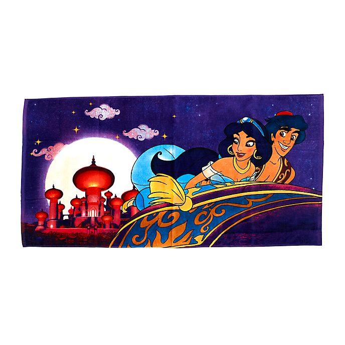 Disney Store Aladdin Beach Towel