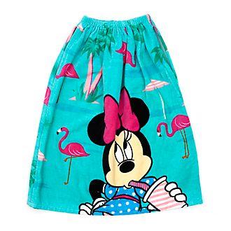 82125eb8ba28d Disney Store Serviette de plage Wrapsies Minnie