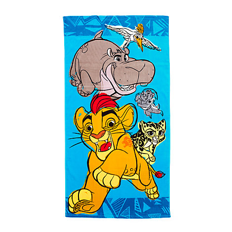 Asciugamano The Lion Guard