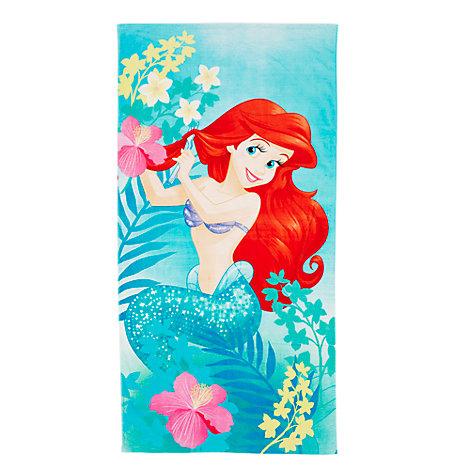 Arielle, die Meerjungfrau - Handtuch mit Motiv von Arielle