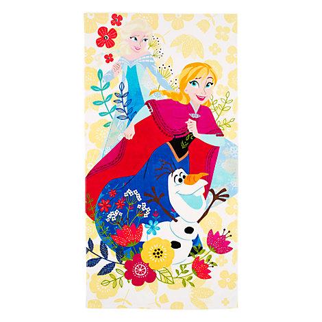 Asciugamano Frozen - Il Regno di Ghiaccio