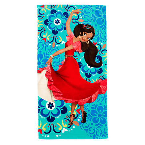 Elena of Avalor Towel