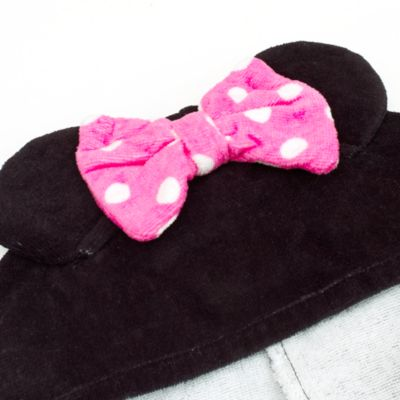 Minnie Mouse Hooded Towel For Kids