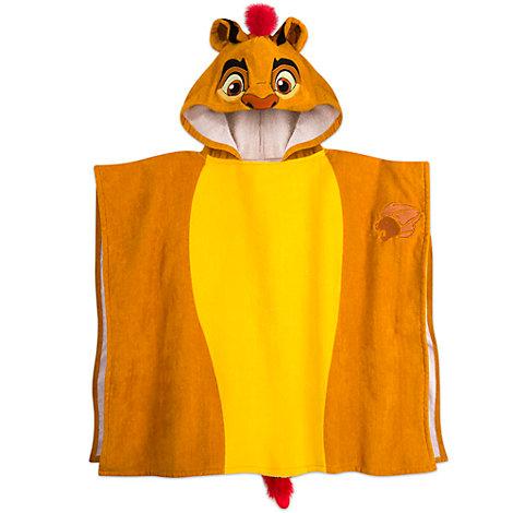 Kion – Kapuzenhandtuch für Kinder, Die Garde der Löwen