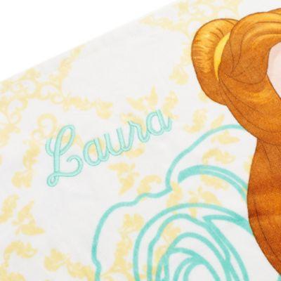 Belle håndklæde, Skønheden og udyret